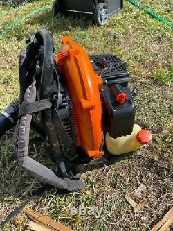 Echo PB-580T 216 MPH 517 CFM 58.2 cc Gas 2-Stroke Cycle Backpack Leaf Blower