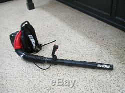Echo PB-755SH/ST CFM 63.3cc Gas 2-Stroke Cycle 233 MPH Backpack Leaf Blower