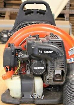 Echo PB-755ST Gas Powered Backpack Leaf Blower