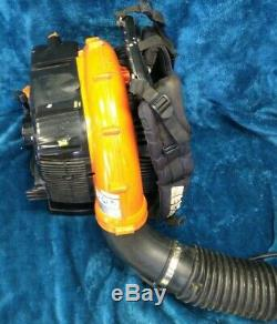 Echo PB-770T Gas Powered Backpack Leaf Blower With Throttle Tube