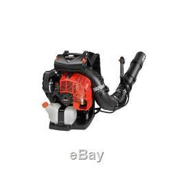 Echo PB-8010T 79.9cc 2 Stroke Gas Lightweight Tube Throttle Backpack Leaf Blower