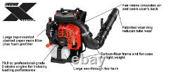 Echo PB-8010h PB8010H 79.9CC Backpack Blower with Hip Mounted Throttle