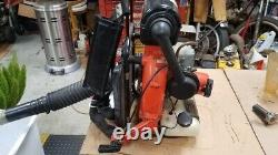 Echo PB400E PB 400 Backpack Leaf Blower RUNS BRIEFLY WITH FUEL POURED IN CARB