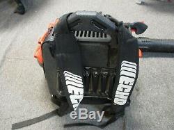 Echo Pb-500t Gas-powered Backpack Leaf Blower