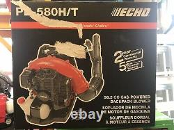 Echo Pb-580h/t Gas Powered Backpack Blower