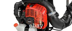 Echo X Series PB-8010T 79.9cc Backpack Blower with Tube Mounted Control