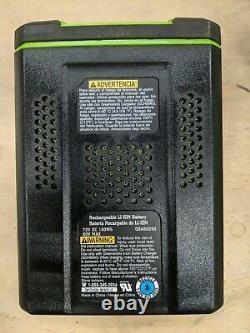 GreenWorks 80V 145MPH/580CFM Cordless Backpack Leaf Blower