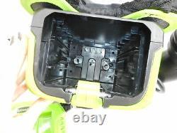 Greenworks 2404802AZ 80V 145MPH 580CFM Cordless Backpack Leaf Blower