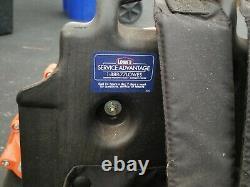 HUSQVARNA 145BT Backpack Blower leaf blower yard lightly used 2-cycle