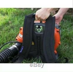 Husqvarna 130BT 29-cc 2-Cycle 145-MPH 430.84-CFM Gas Backpack Leaf Blower