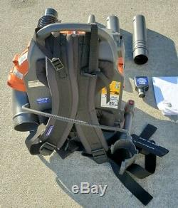 Husqvarna 150BT, 50.2cc 2-Cycle Gas Backpack Leaf Blower, NEW OTHER PLEASE READ