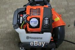 Husqvarna 150BT 50-cc 2-Cycle 251-MPH 692-CFM Gas Backpack Leaf Blower