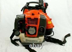 Husqvarna 150BT 50CC 2 Cycle Gas Leaf Backpack Blower
