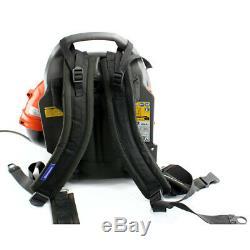 Husqvarna 150BT 50CC 2 Cycle Gas Leaf Backpack Blower (Certified Refurbished)