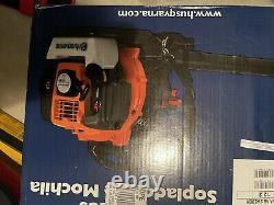 Husqvarna 150BT 50cc 2.15 HP 2 Cycle Gas Backpack Leaf Blower New Open Box