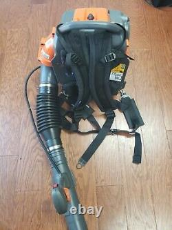 Husqvarna 150BT 50cc 2 Cycle Gas Leaf Backpack Blower with Harness