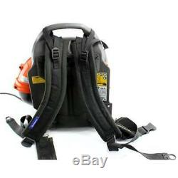 Husqvarna 150BT 50cc 2 Cycle Gas Leaf Backpack Blower with Harness (Open Box)