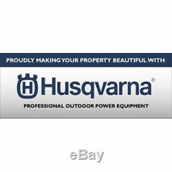 Husqvarna 29.5cc Gas Powered 2 Cycle Leaf Backpack Blower 145 Mph (Open Box)