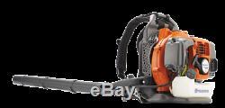 Husqvarna 350BF 50.2cc Gas Powered Backpack Leaf Blower NEW IN BOX