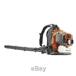 Husqvarna 350BF Gas Powered Backpack Gas Leaf Grass Lawn Blower #965877701