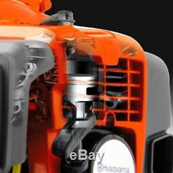 Husqvarna 350BT Gas Powered Variable Speed Backpack Leaf Blower 965877502