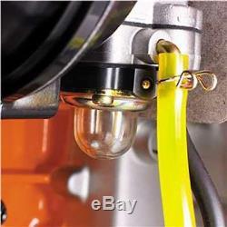 Husqvarna 360BT 65.6cc 2-Cycle 232 MPH Gas Leaf Blower Backpack (Open Box)