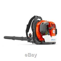 Husqvarna 360BT 65.6cc Gas Backpack Leaf Blower 967144303, Reconditioned