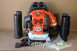 Husqvarna 360BT Handheld Gas Leaf Blower Vaccum 232MPH X-Torq 967144301 SDP888