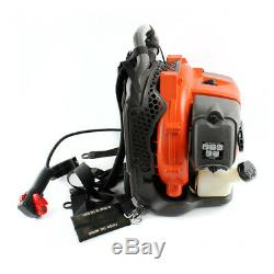 Husqvarna 50.2cc Gas Leaf Backpack Blower With Kids Toddler Toy Lawn Leaf Blower