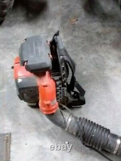 Husqvarna 570BTS Powerful X-Torq Professional Gas Backpack Leaf Blower