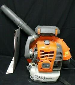 Husqvarna 580 Bts Commercial Gas Backpack Leaf Blower 580bts