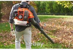 Husqvarna Husqvarna 150BT 50-cc 2-Cycle 251-MPH 692-CFM Gas Backpack Leaf Blower