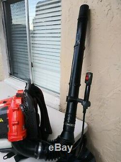Husqvarna backpack blower 350bt 2 Cycle Gas Powered Leaf Grass Backpack Blower