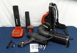 Jonsered 58V Cordless Backpack Leaf Blower, BP750i (SIC10041)