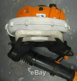 (MA2) Stihl BR 700 65cc Gas Powered Backpack Lawn & Leaf Blower