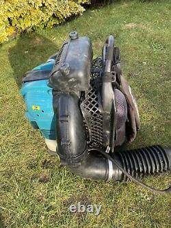 Makita BBX7600 Professional Petrol Backpack Leaf Blower 4-Stroke 76cc Stihl