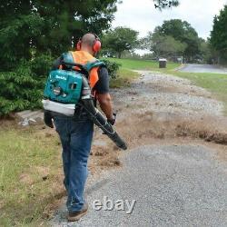 Makita EB7660TH 75.6cc 4-Stroke Backpack Blower, Joystick Handle, Petrol