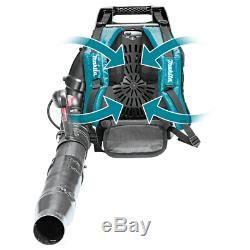 Makita EB7660TH 75.6cc MM4 4-Cycle Backpack Leaf Blower