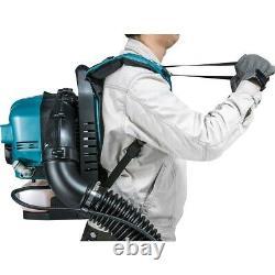Makita Petrol BackPack Leaf Blower 52.5cc EB5300TH MM4 4 Stroke Garden Blower