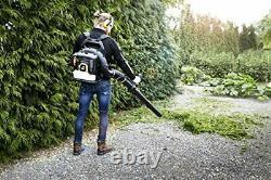 McCulloch GB 355 BP Backpack Leaf Blower Leaf Blower/Garden Vacuum with 1500 W