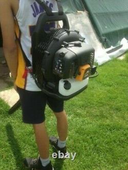 McCulloch (GB355BP) Backpack Leaf Blower