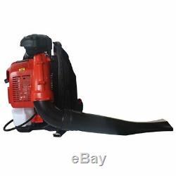 NEW 206 MPH 1024 CFM 75.6 cc Gas Backpack Leaf Blower Fits For RedMax EBZ8550RH