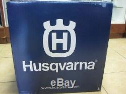 NEW Husqvarna 570BTS 2-cycle Professional Gas Backpack Leaf Blower