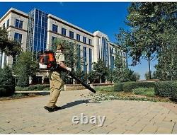 NEW Husqvarna Backpack Blower Leaf 350BT 2-Cycle Gas Powered Variable Speed