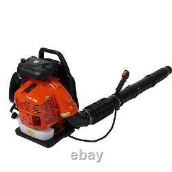 NEW IN BOX EB9900 230 MPH 900 CFM Gas Backpack Leaf Blower Backpack Leaf Blower