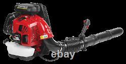 NEW IN BOX RedMax EBZ7500RH 202 MPH 972 CFM Gas Backpack Leaf Blower
