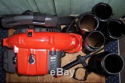 NIB Husqvarna 130BT Backpack Gas Powered Leaf Grass Blower 1.3Hp