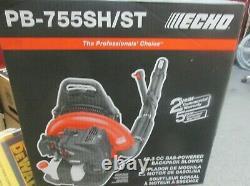 New Echo Backpack Leaf Blower Pb-755sh/ht