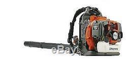 New Husqvarna 150BT 2-Cycle Backpack Gas-Powered Leaf Blower