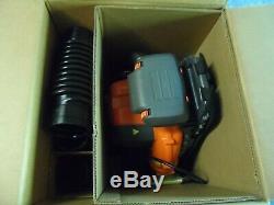New Husqvarna 570BTS 65.6cc 2-Cycle Gas Backpack Leaf Blower 236 MPH 972 CFM
